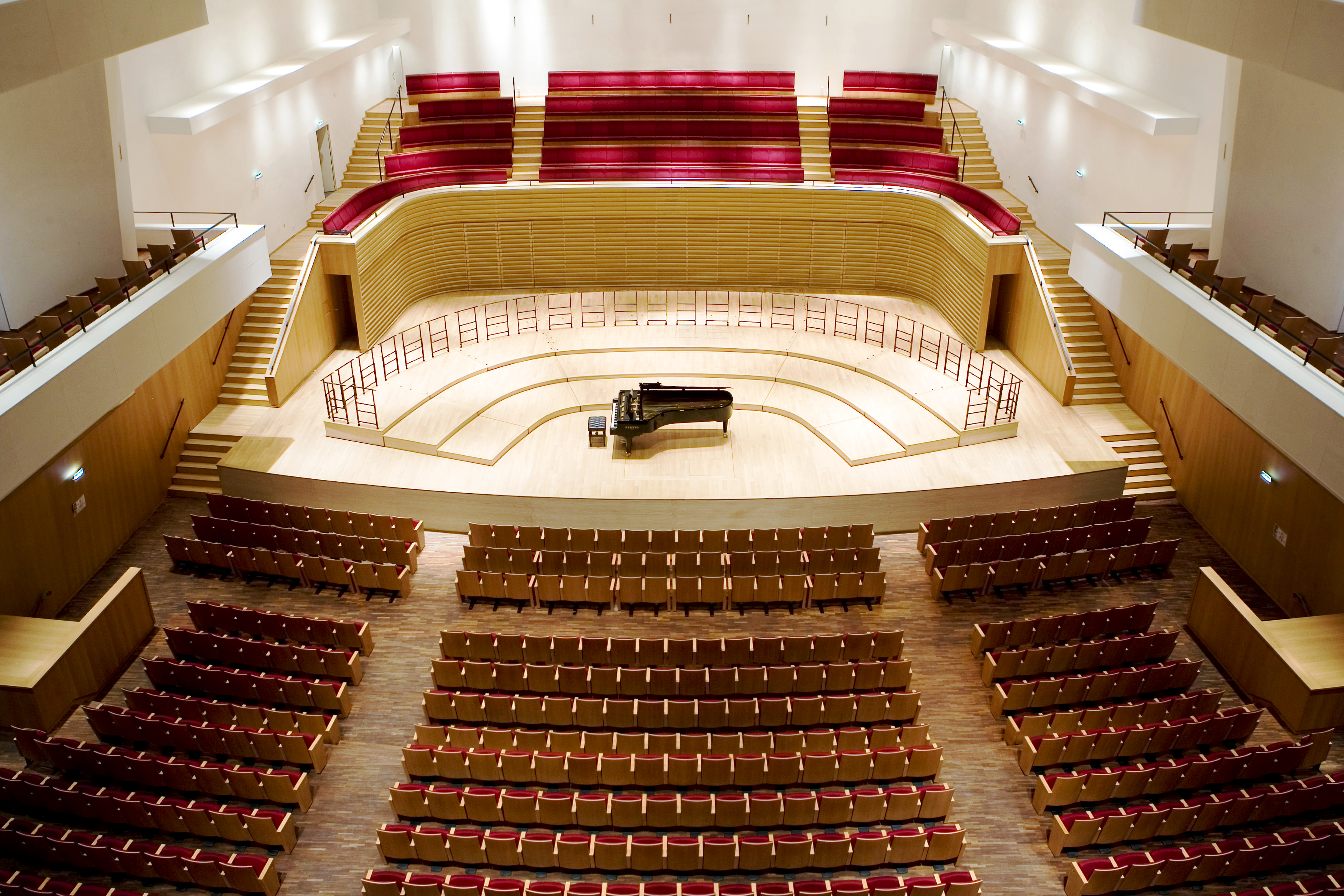 Salle Pleyel – Interview with Federico Cruz-Barney