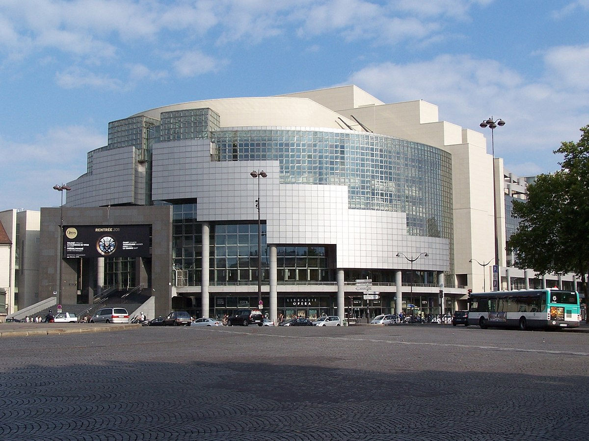 The design team for the extension of the Opéra Bastille has been awarded