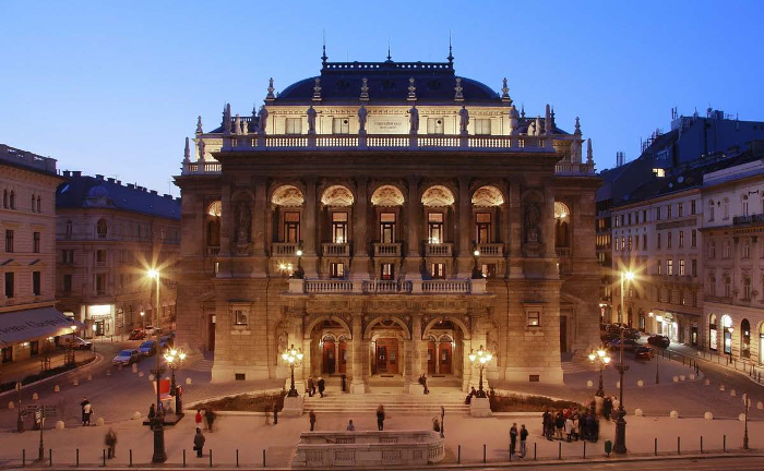 Hungarian State Opera House site visit