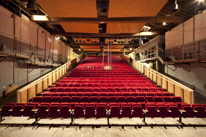 Actualité de la Scénographie, No 183 – Théâtre Skalli – Temporary Theatre