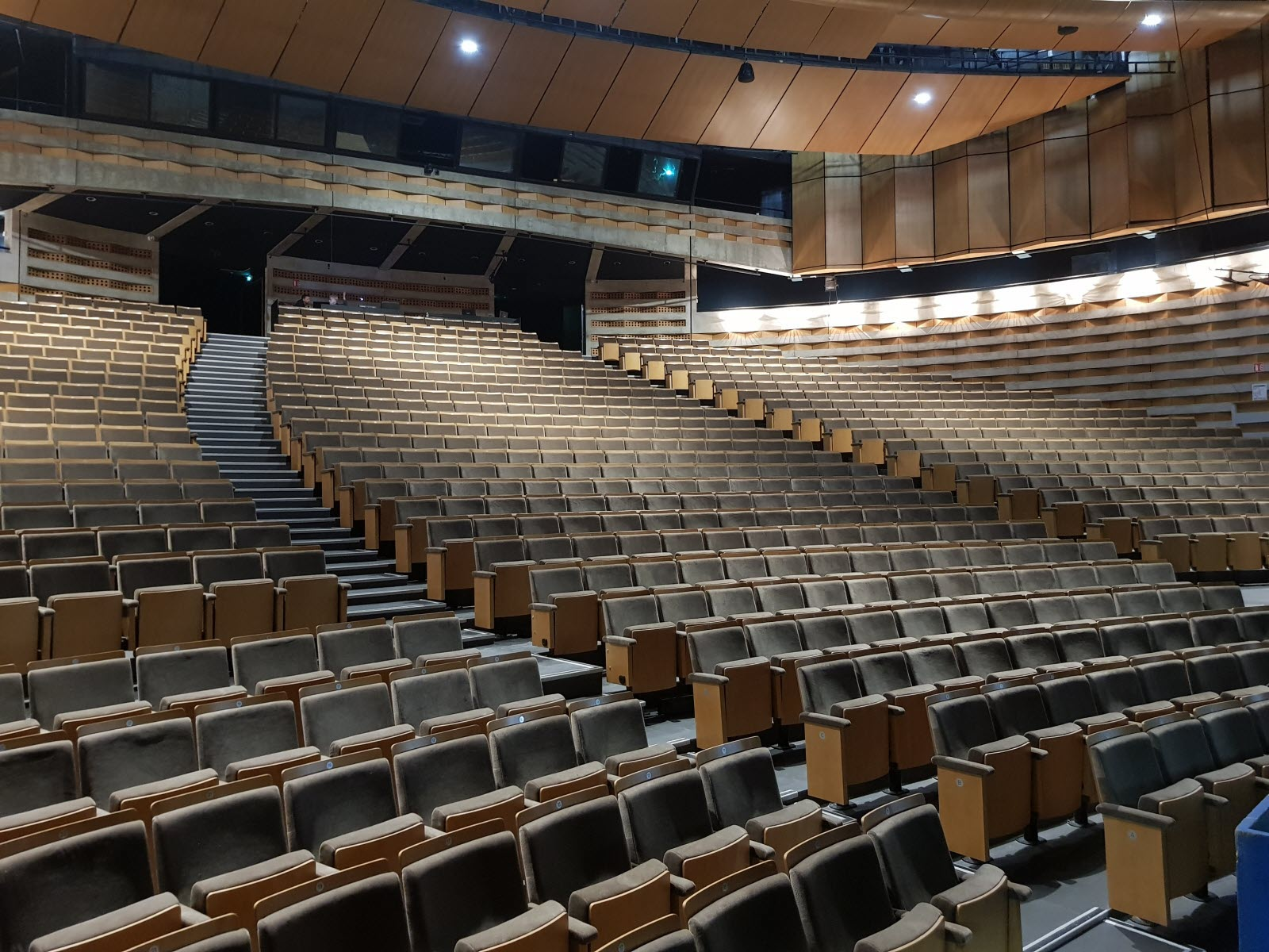 Renovation of the Espace Malraux National Stage – City of Chambéry